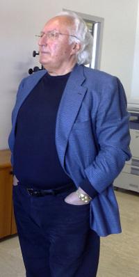 Il direttore generale della Asl di Chieti, Mario Maresca